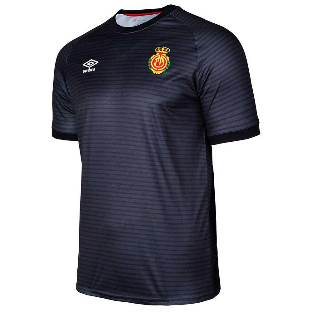 Umbro Rcd Mallorca Training 19/20 L Dark Grey / Black