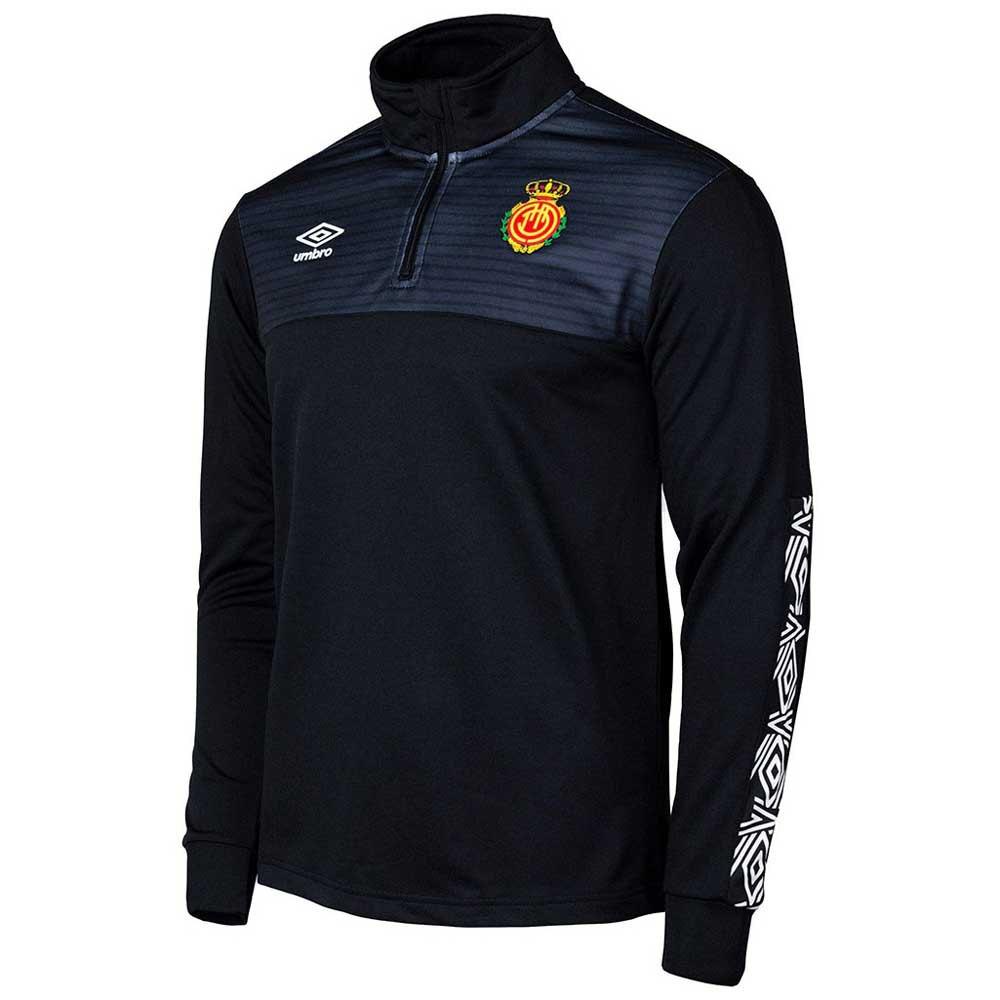 Umbro Rcd Mallorca Training 19/20 L Black / Dark Grey / White
