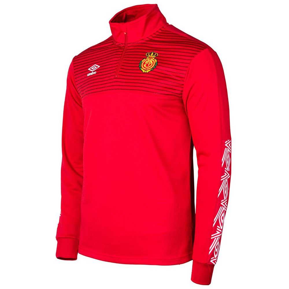 Umbro Rcd Mallorca Training 19/20 L Red / Dark Red / White