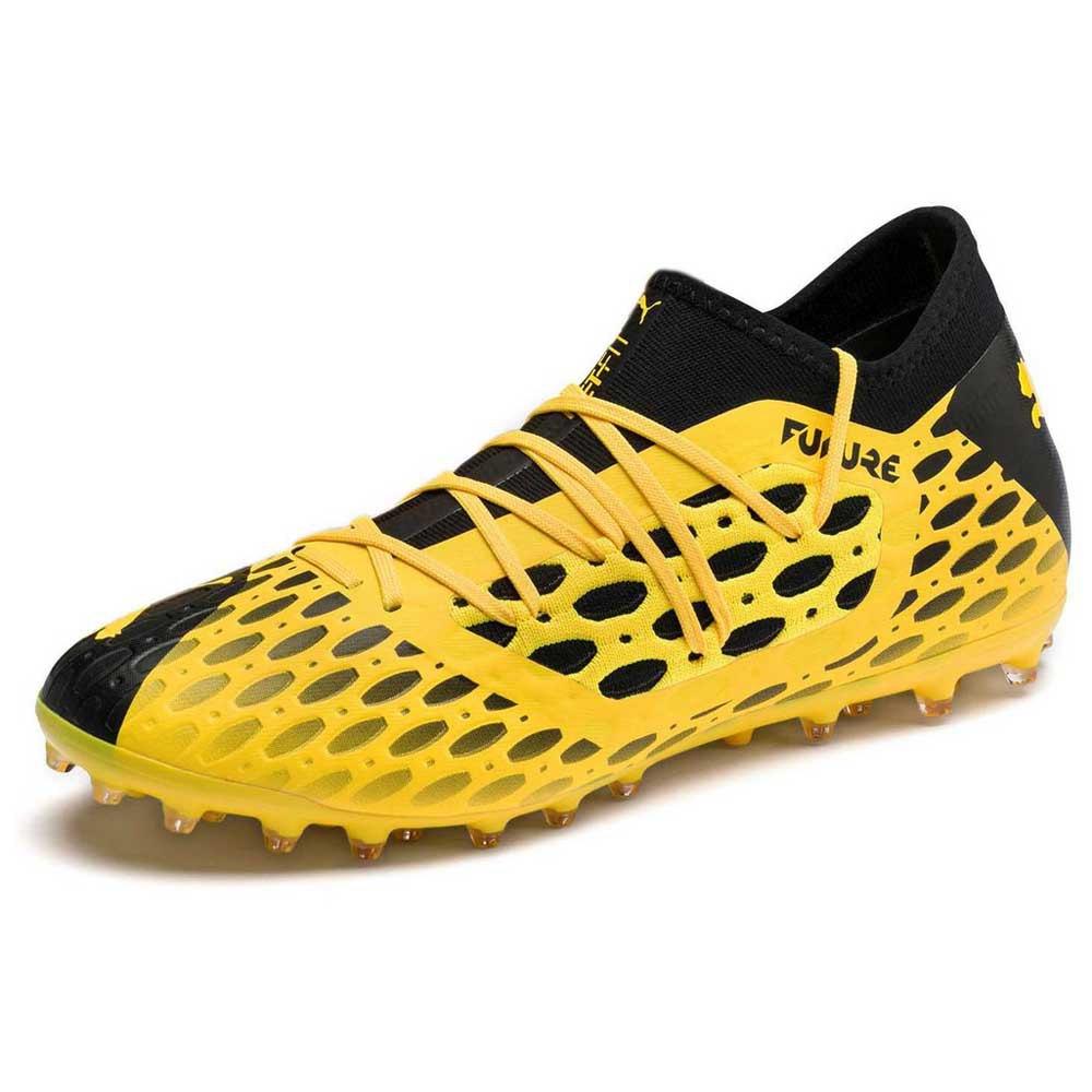 Puma Future 5.3 Netfit Mg EU 44 Ultra Yellow / Puma Black