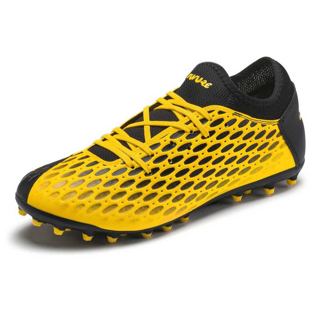 Puma Chaussures Football Future 5.4 Mg EU 41 Ultra Yellow / Puma Black