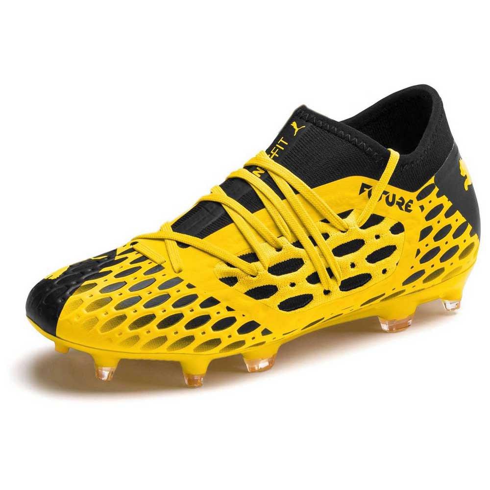 Puma Future 5.3 Netfit Fg/ag EU 33 Ultra Yellow / Puma Black