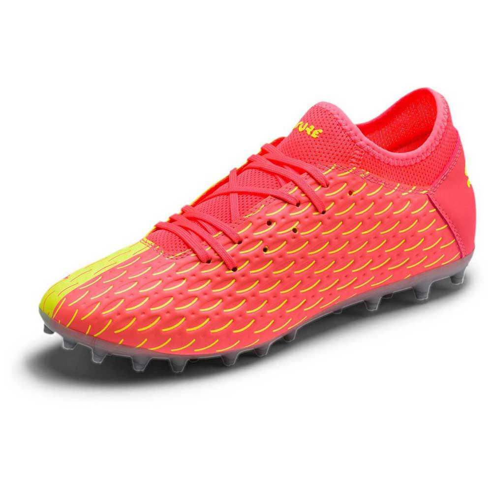 Puma Chaussures Football Future 5.4 Only See Great Mg EU 42 Nrgy Peach / Fizzy Yellow