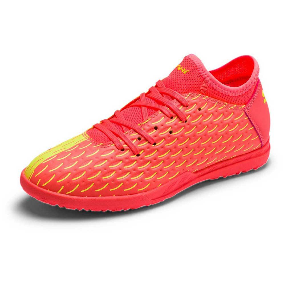 Puma Chaussures Football Future 5.4 Only See Great Tt EU 44 Nrgy Peach / Fizzy Yellow