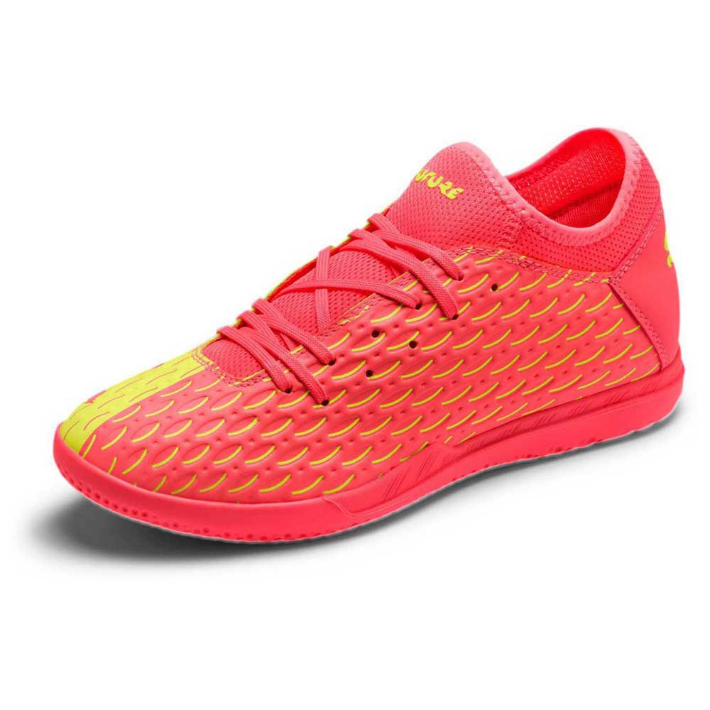 Puma Chaussures Football Salle Future 5.4 Osg It EU 42 1/2 Nrgy Peach / Fizzy Yellow