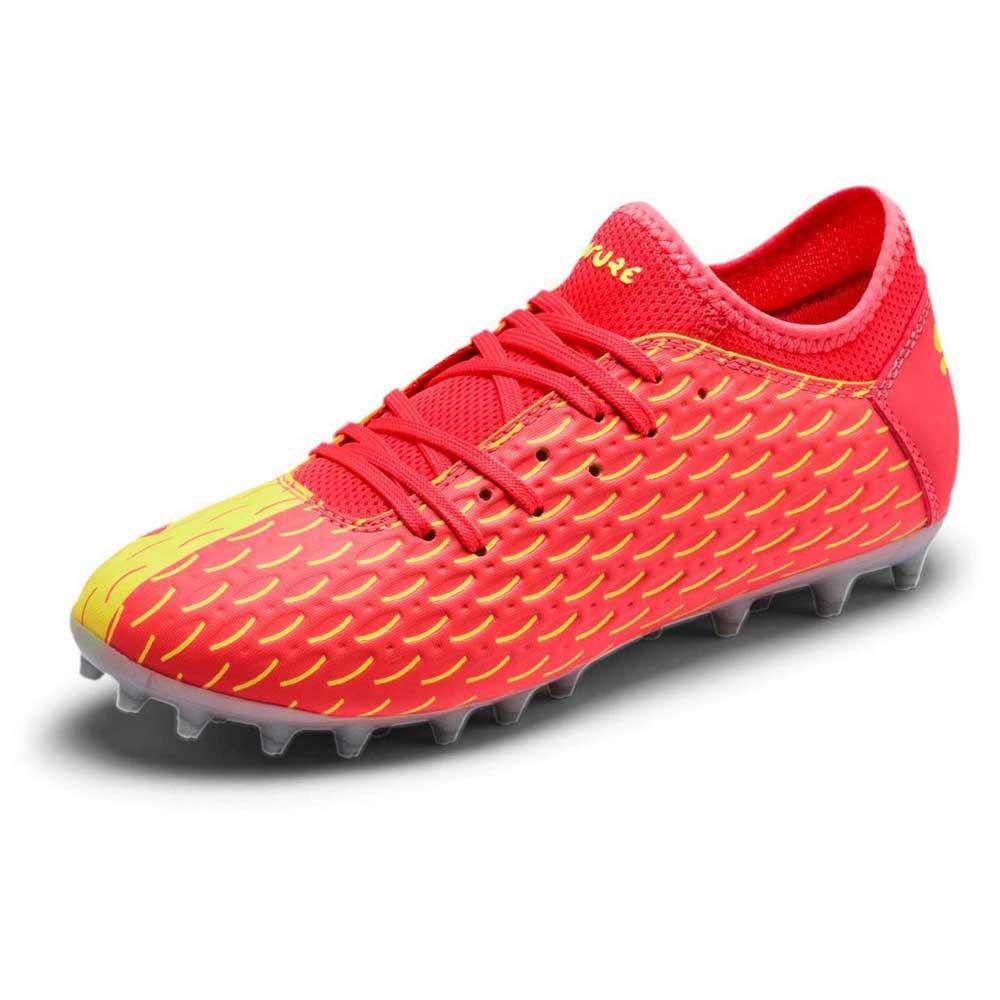 Puma Chaussures Football Future 5.4 Osg Mg EU 28 Nrgy Peach / Fizzy Yellow