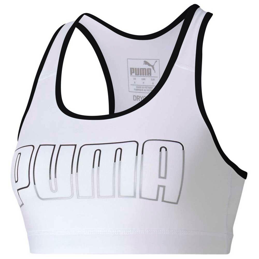 Puma 4keeps M XS Puma White / Puma Black/Metallic Silver Puma