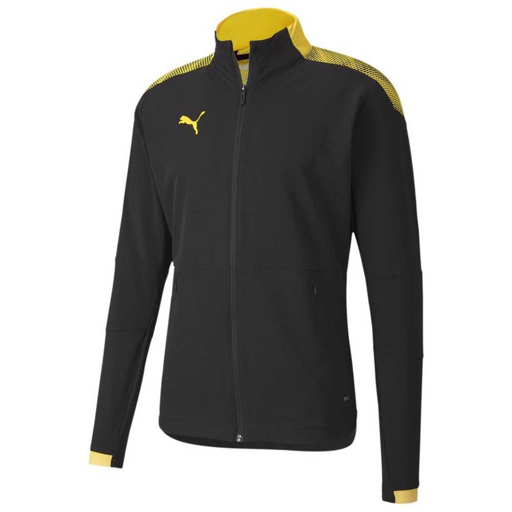 Puma Ftblnxt Pro S Puma Black / Ultra Yellow