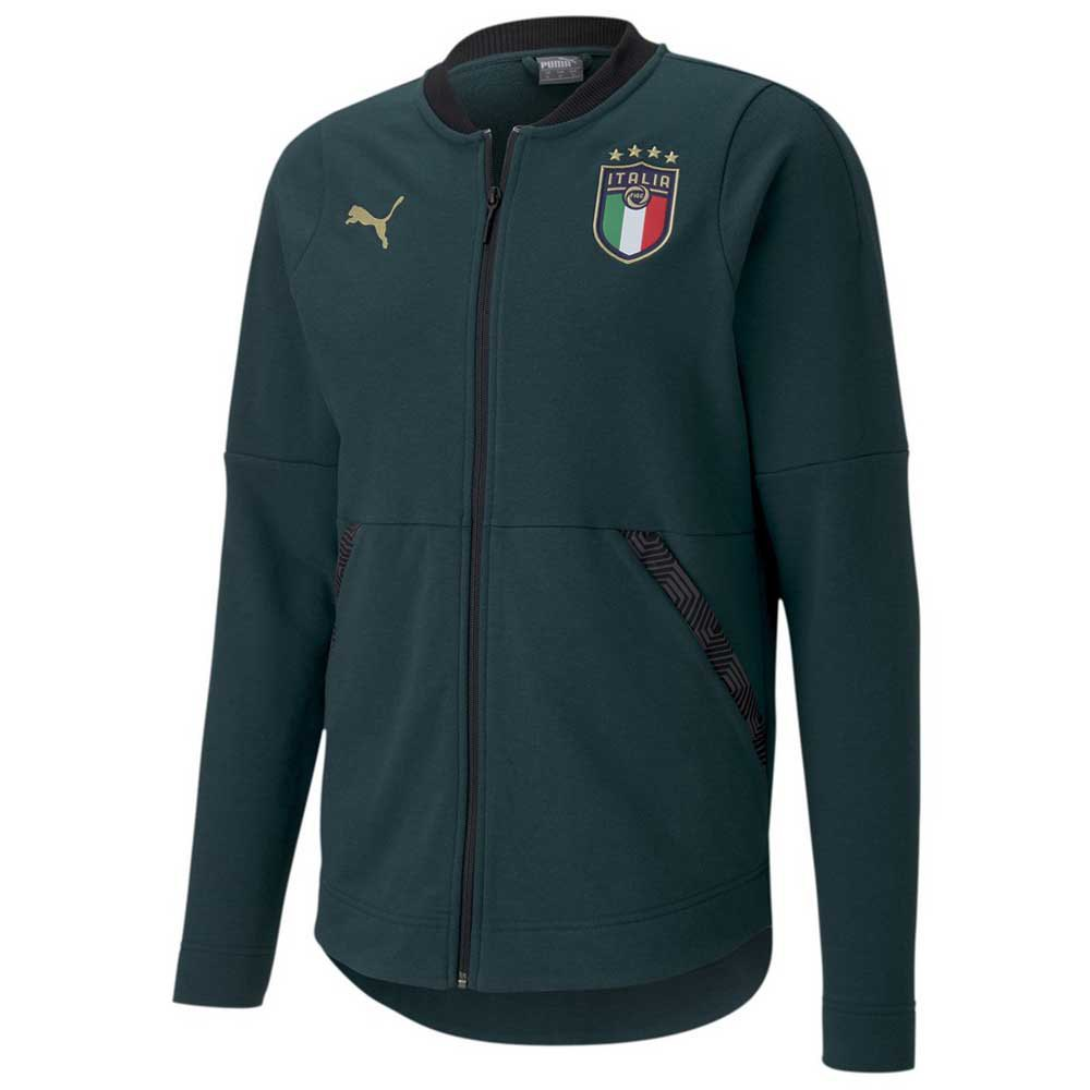 Puma Blouson Italie Casuals 2020 S Ponderosa Pine / Peacoat