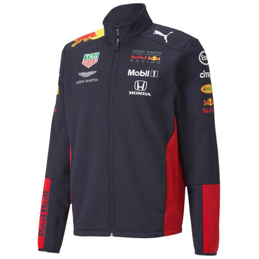 Puma Aston Martin Red Bull Racing Team Softshell XL Night Sky