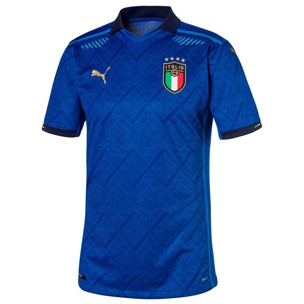 Puma Italy Home 2020 M Team Power Blue / Peacoat