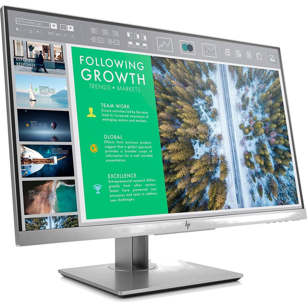 Monitor Hp E243 23.8'' Full Hd Wled One Size Black / Silver