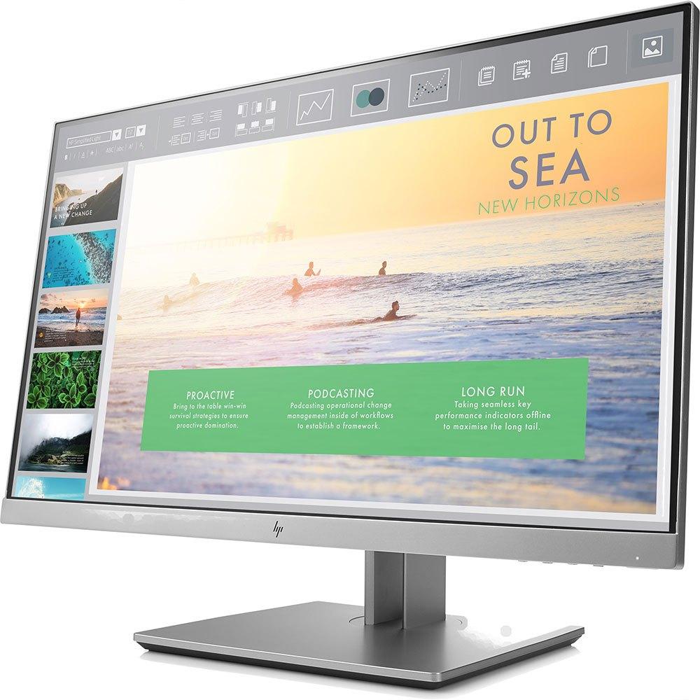 Monitor Hp E233 23'' Full Hd Wled One Size Black / Silver