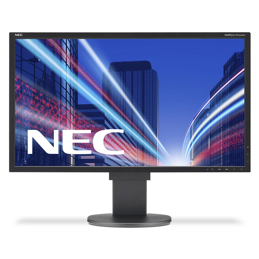 Monitor Nec Ea224wmi 22'' Full Hd Led One Size Black