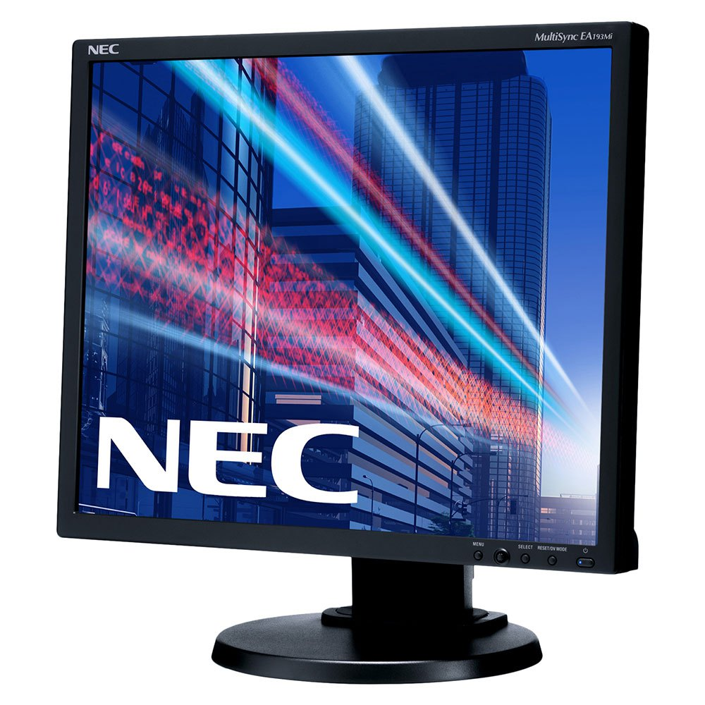 Monitor Nec Ea193mi 19'' Sxga Led One Size Black