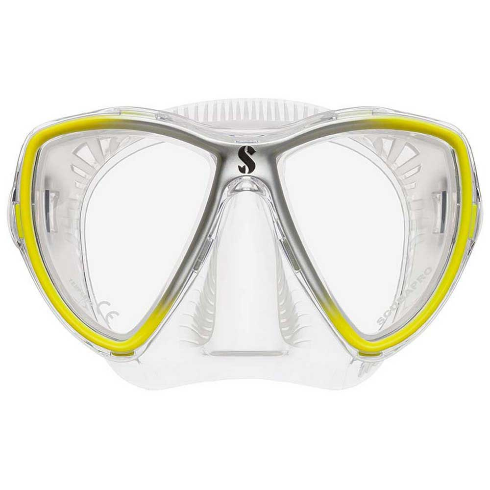 scubapro-synergy-mini-one-size-transparent-yellow