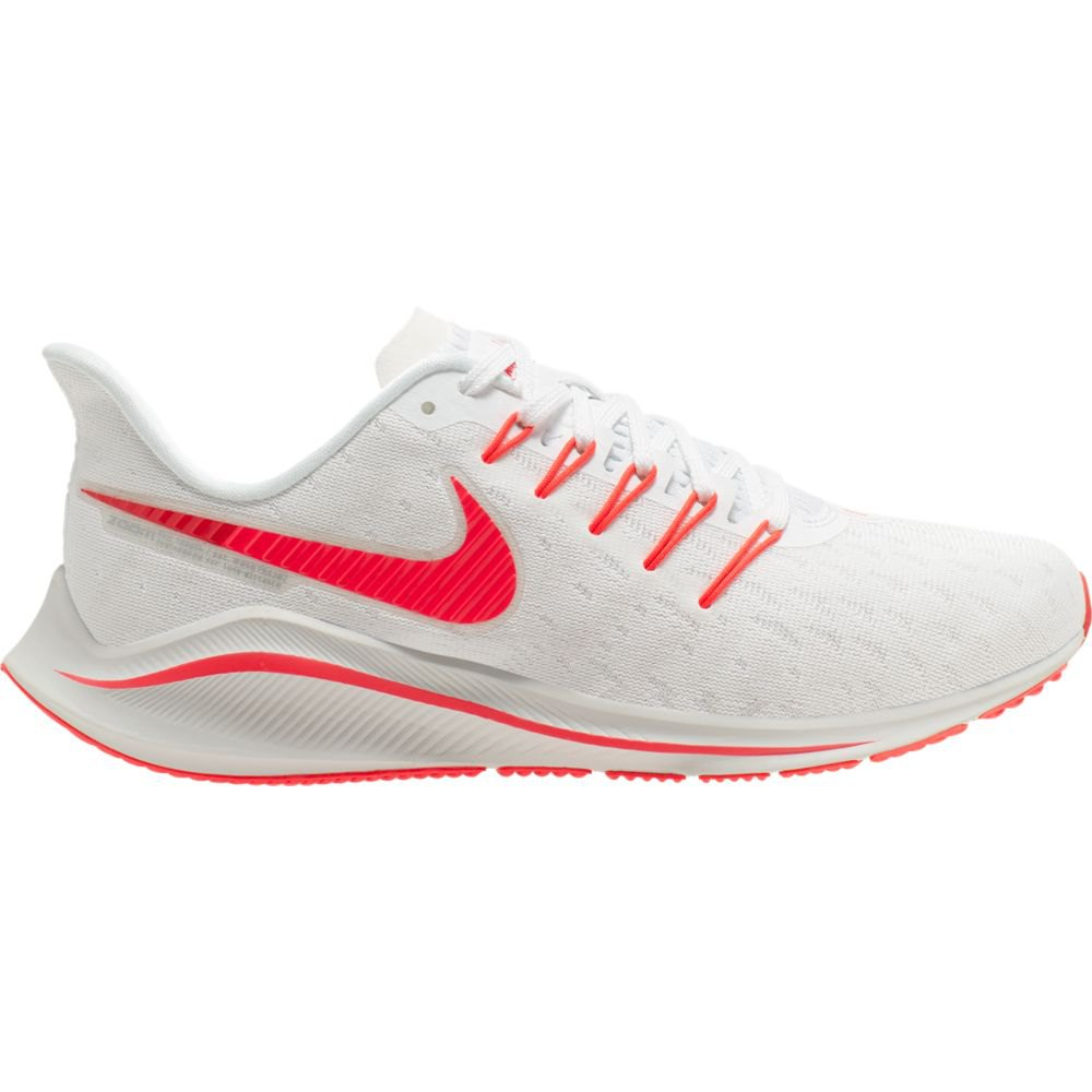 Nike Air Zoom Vomero 14 EU 38 White / Laser Crimson / Track Red