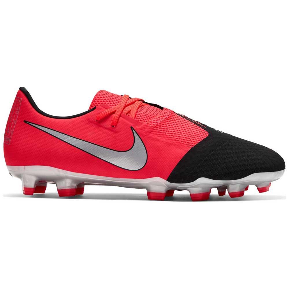 Nike Phantom Venom Academy Fg Football Boots EU 44 Laser Crimson / Metallic Silver / Black