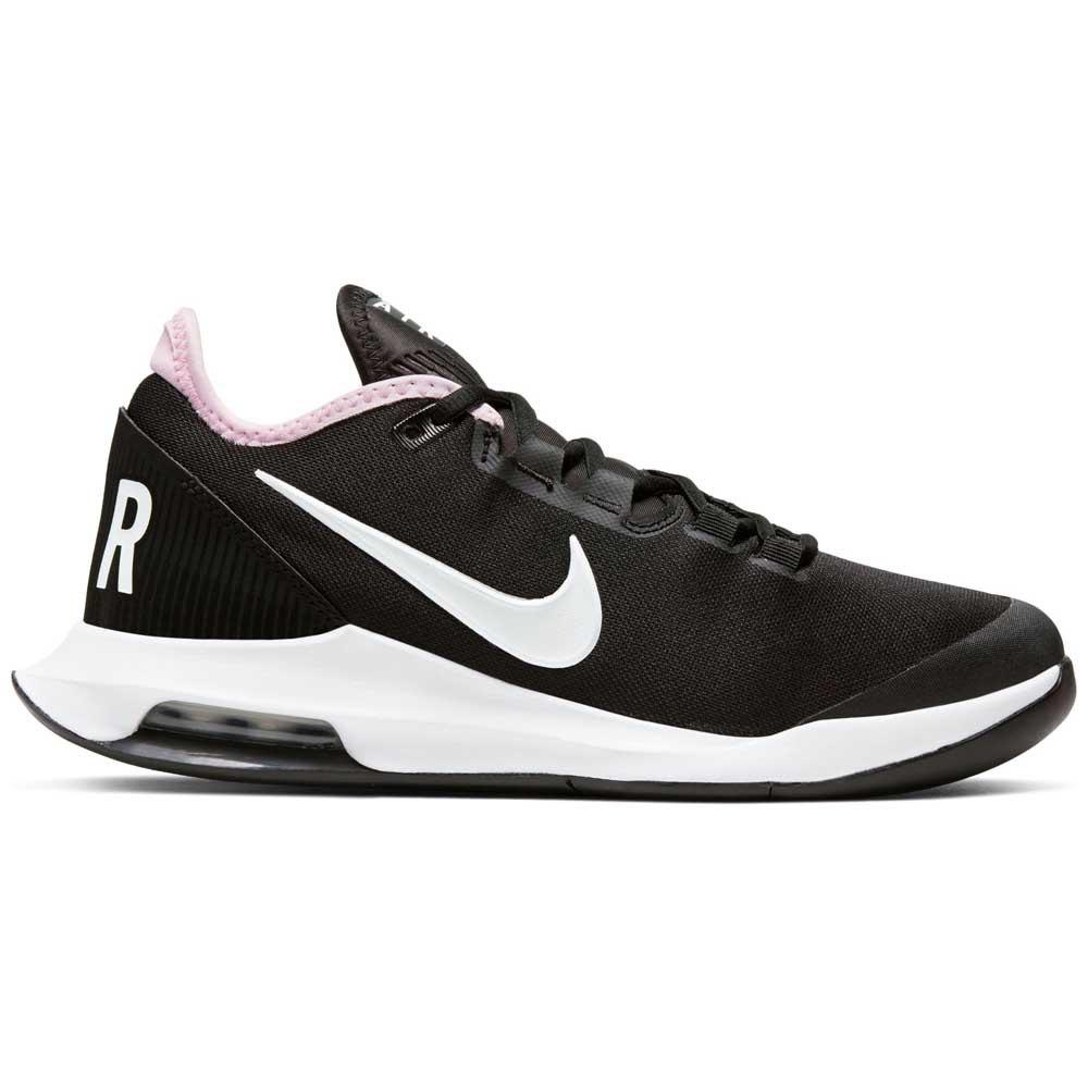 Nike Court Air Max Wildcard Hard Court EU 42 1/2 Black / White / Pink Foam