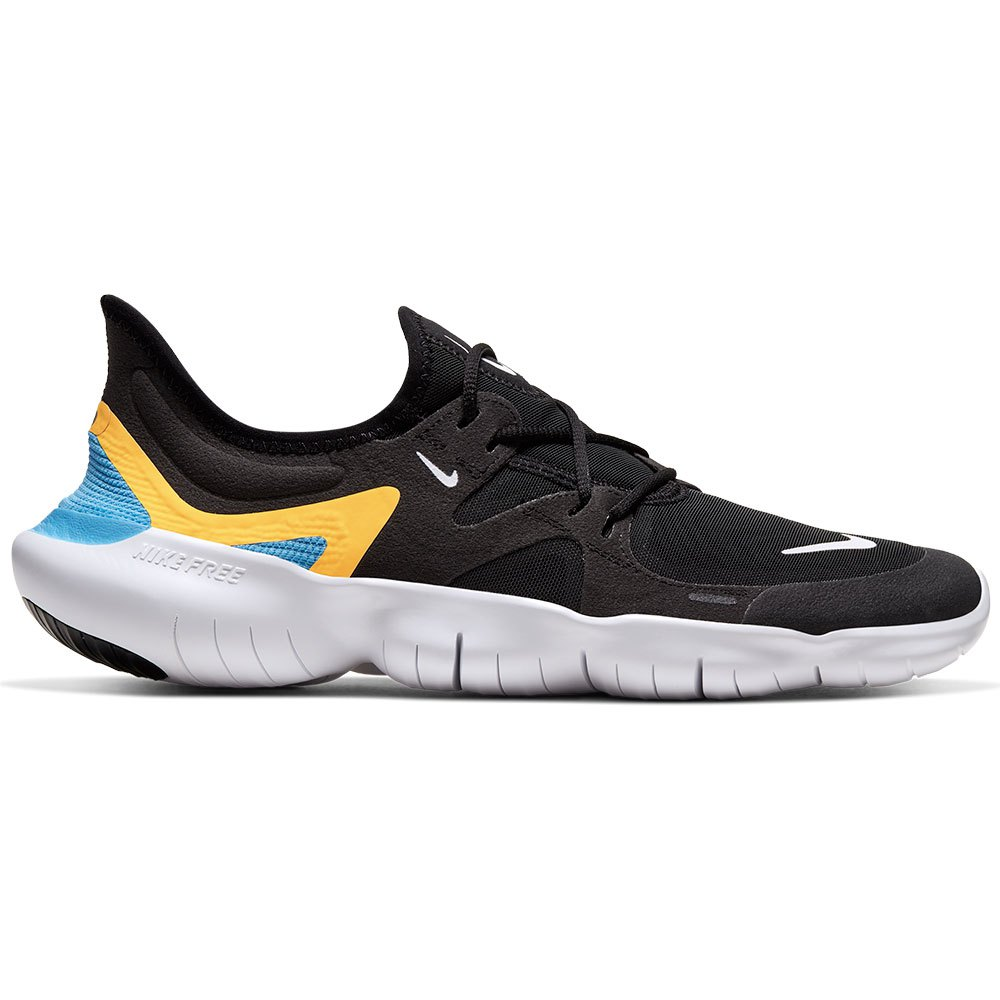 Nike Free Rn 5.0 EU 44 Black / White / University Blue