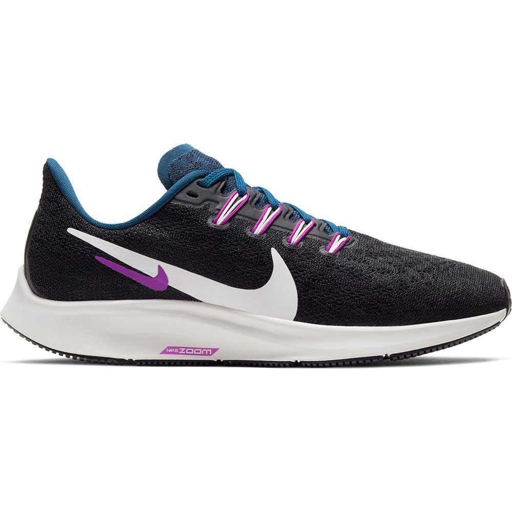 Nike Air Zoom Pegasus 36 EU 38 Black / Summit White / Valerian Blue