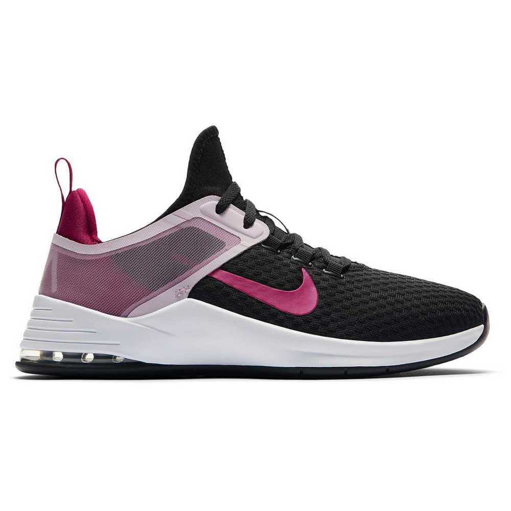 Nike Air Max Bella Tr 2 EU 40 1/2 Black / Noble Red / Iced Lilac