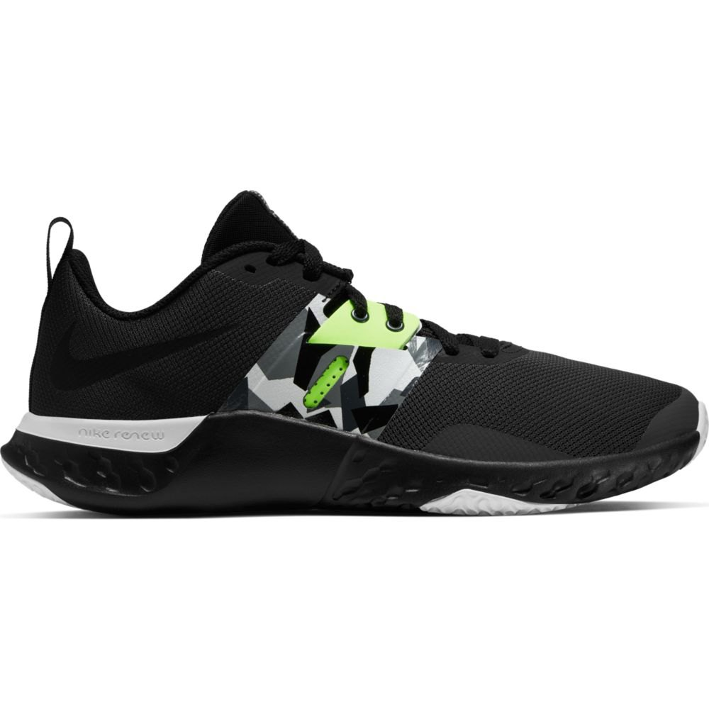 Nike Renew Retaliation Tr EU 38 1/2 Dark Smoke Grey / Black / Ghost Green / White
