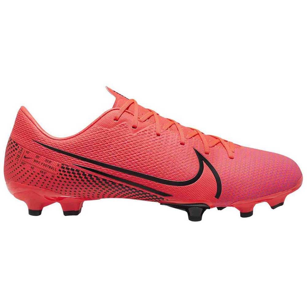Nike Mercurial Vapor Xiii Academy Fg/mg Football Boots EU 42 Laser Crimson / Black / Laser Crimson