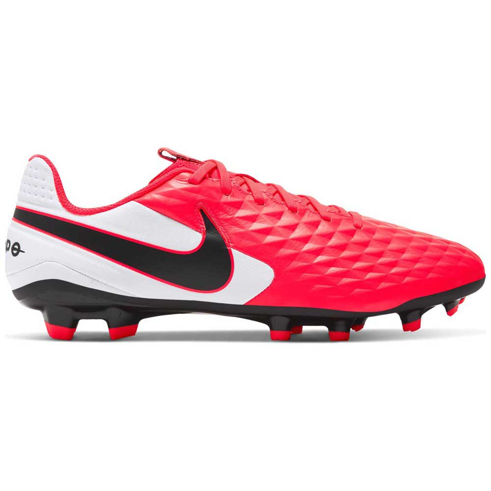 Nike Tiempo Legend Viii Academy Fg/mg Football Boots EU 44 Laser Crimson / Black / White