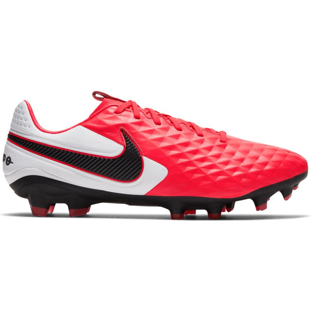 Nike Tiempo Legend Viii Pro Fg Football Boots EU 41 Laser Crimson / Black / White