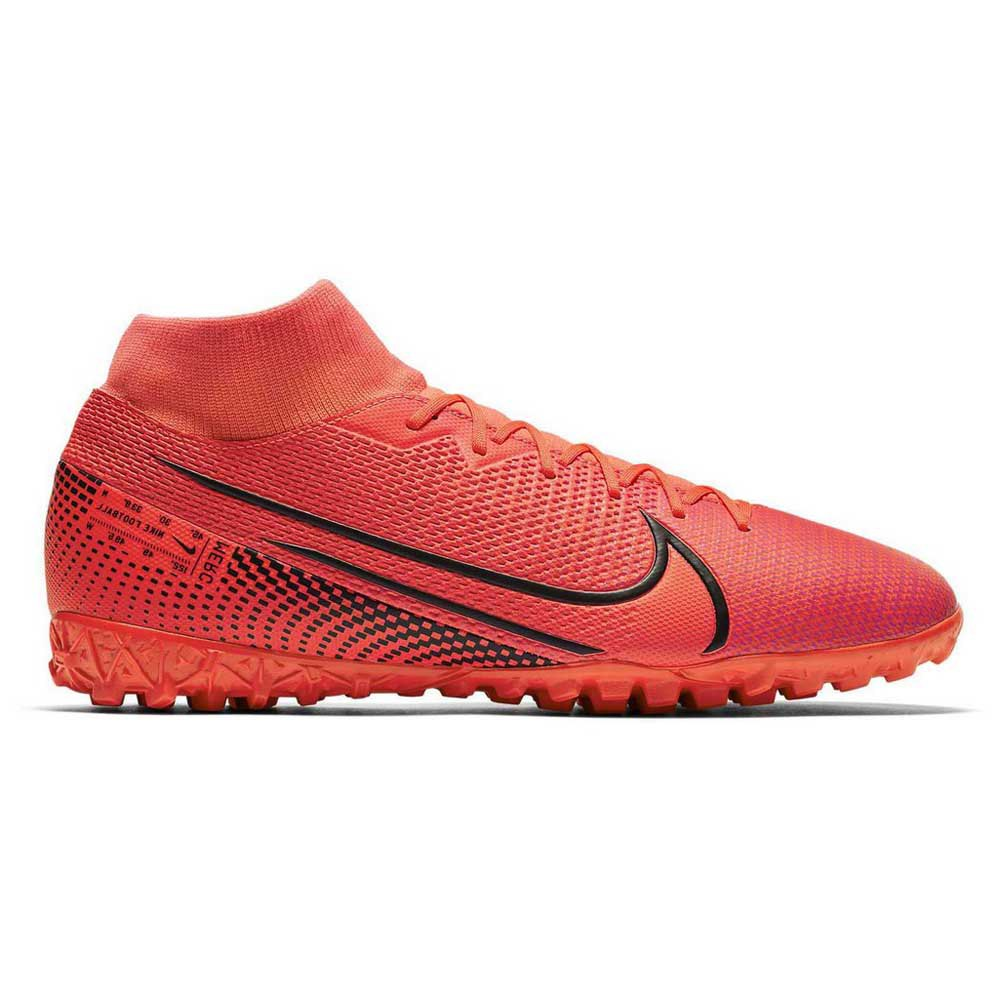 Nike Mercurial Superfly Vii Academy Tf Football Boots EU 43 Laser Crimson / Black / Laser Crimson