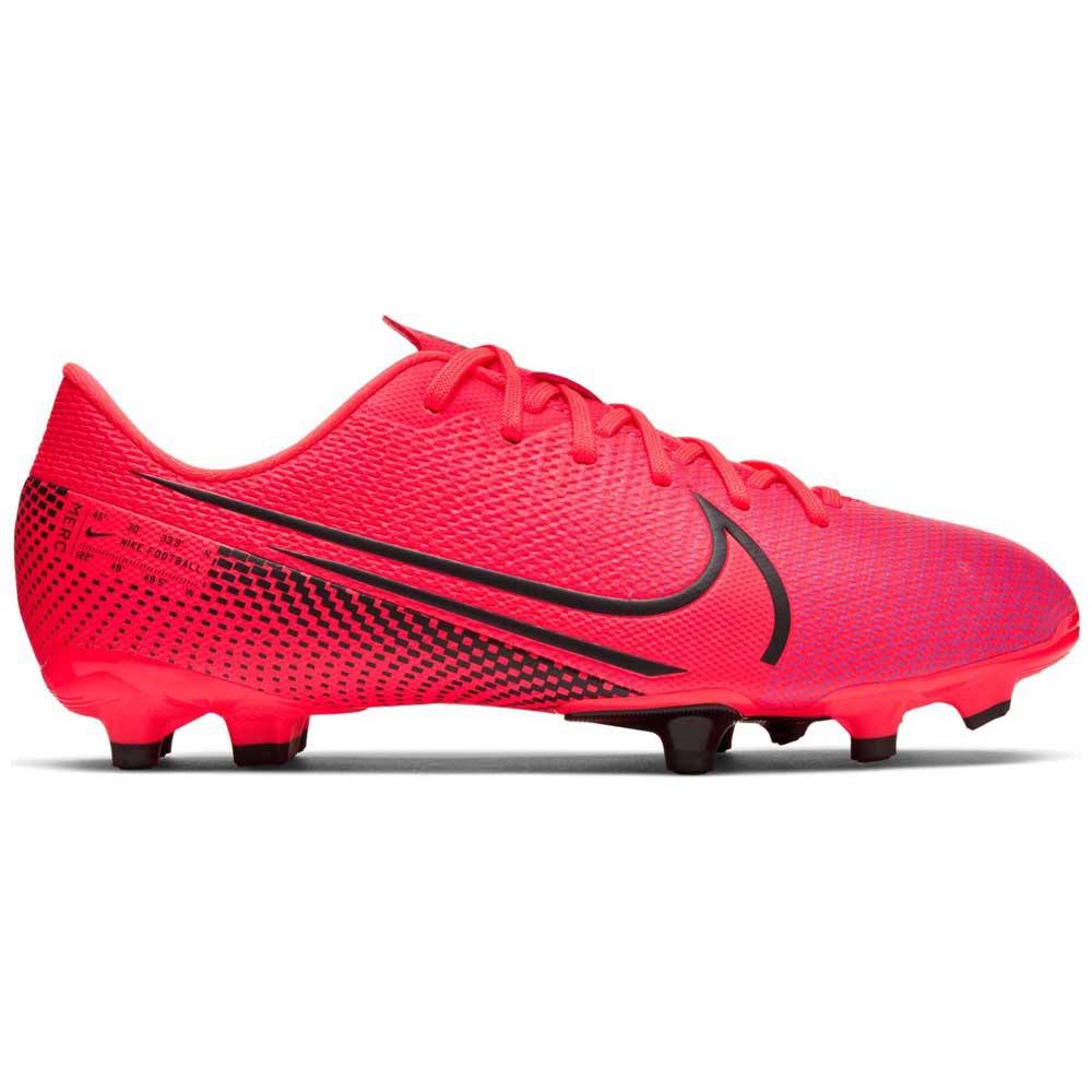 Nike Mercurial Vapor Xiii Academy Fg/mg Football Boots EU 38 Laser Crimson / Black / Laser Crimson