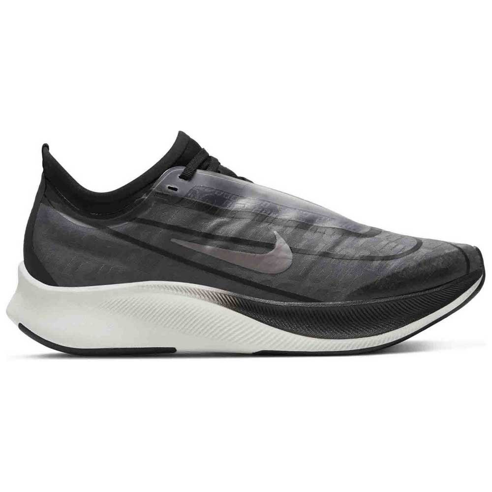 Nike Zoom Fly 3 EU 38 1/2 Dark Smoke Grey / Metallic Pewter / Black