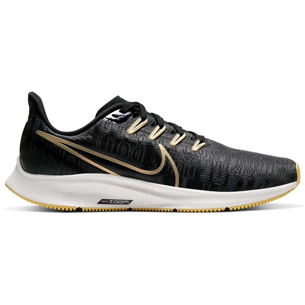 Nike Air Zoom Pegasus 36 Premium EU 35 1/2 Dark Smoke Grey / Particle Grey / Black