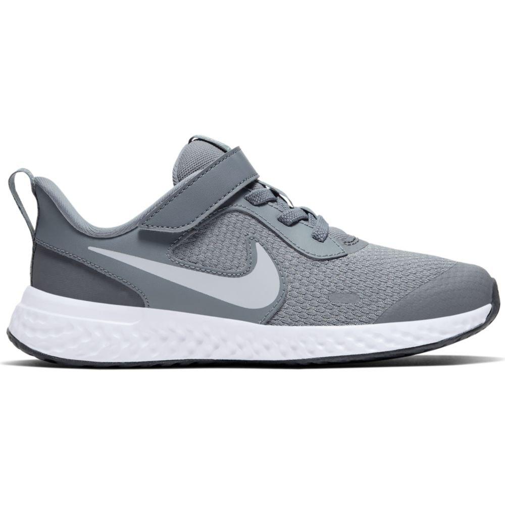 Nike Zapatillas Running Revolution 5 Psv Cool Grey / Pure Platinum / Dark Grey