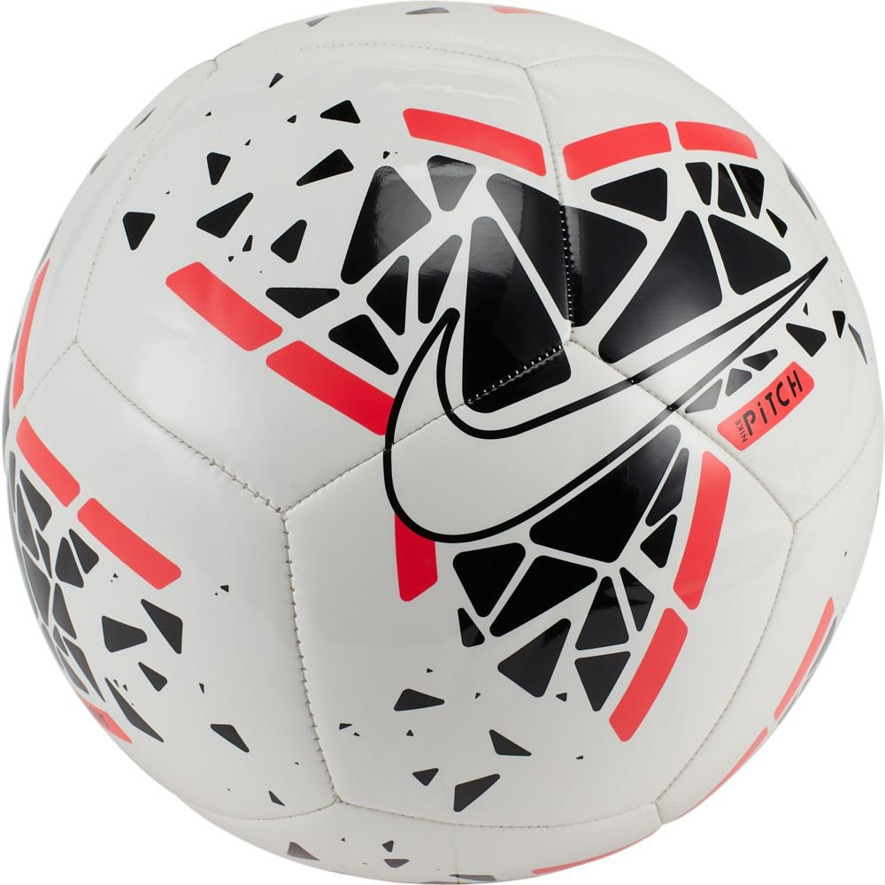 Nike Pitch 3 White / Black / Laser Crimson / White