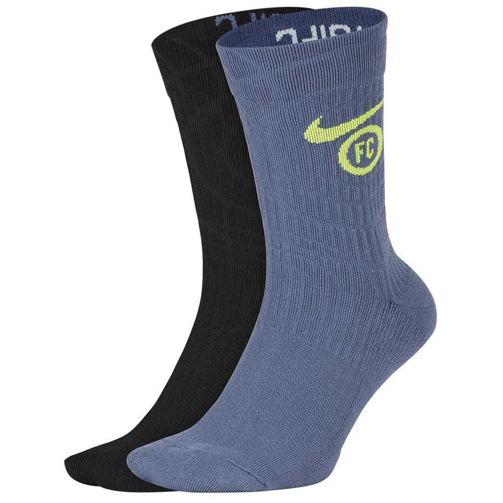 Nike Fc Sneaker Sox Essential EU 42-46 Multicolor