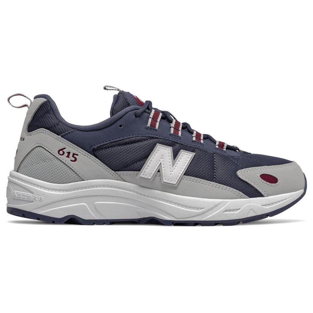 New Balance 615 Shoes - NB Navy/Sedona | ML615DC | FOOTY.COM