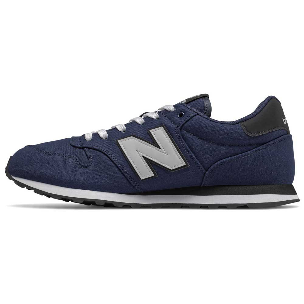new balance 500 azul