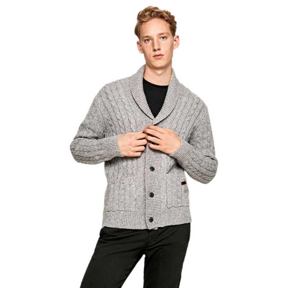 Pepe-Jeans-Matt-Grey-T16471-Sweaters-Male-Grey-Sweaters-Pepe-jeans-fashion thumbnail 8