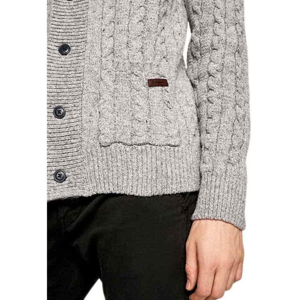 Pepe-Jeans-Matt-Grey-T16471-Sweaters-Male-Grey-Sweaters-Pepe-jeans-fashion thumbnail 12