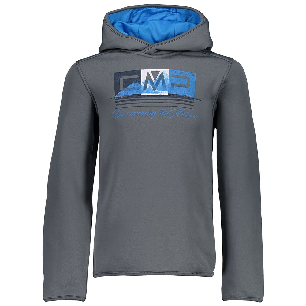 cmp-stretch-sweat-fix-fleece-6-years-graffite