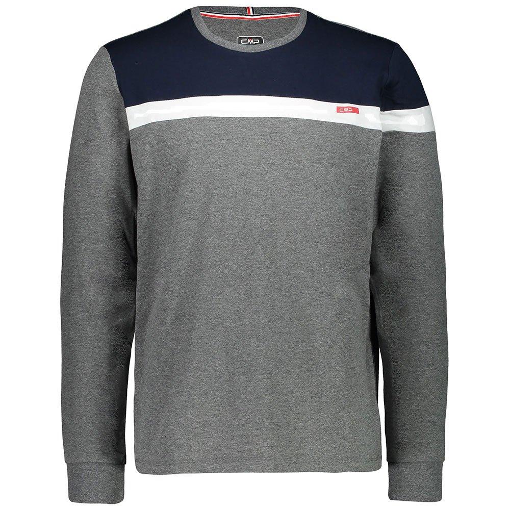 cmp-t-shirt-xxxl-fumo-melange