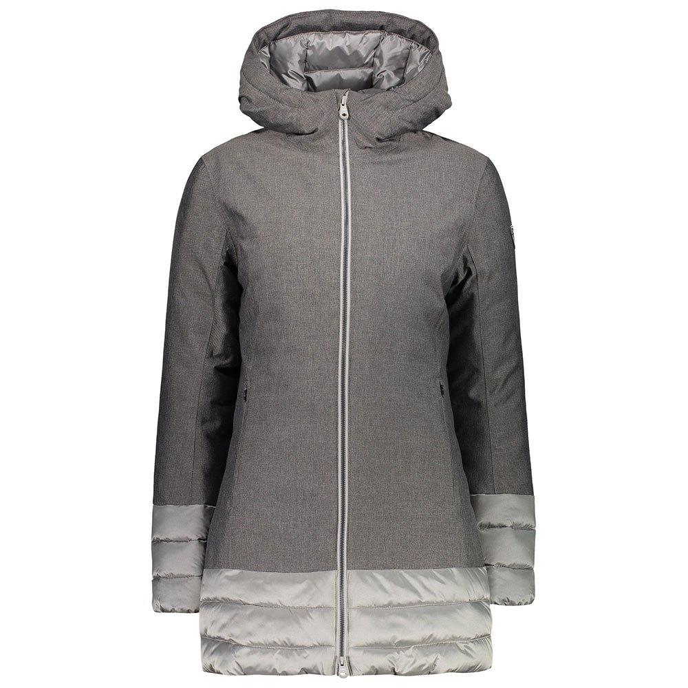Cmp Sportswear Parka Jacket XS Mastice / Black