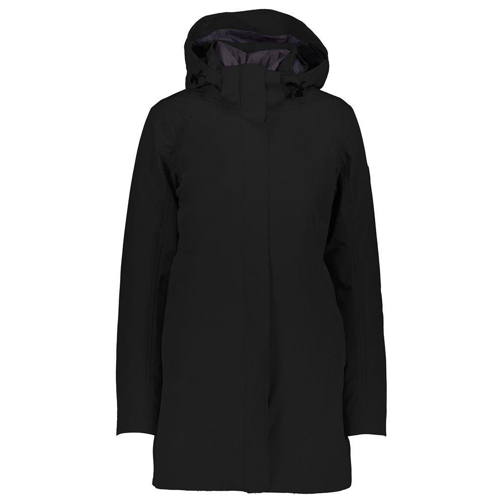 Cmp Sportswear Parka Jacket XS Black