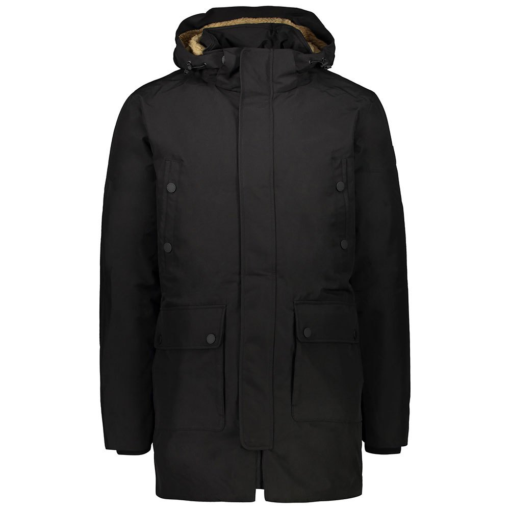 Cmp Sportswear Parka Jacket S Black