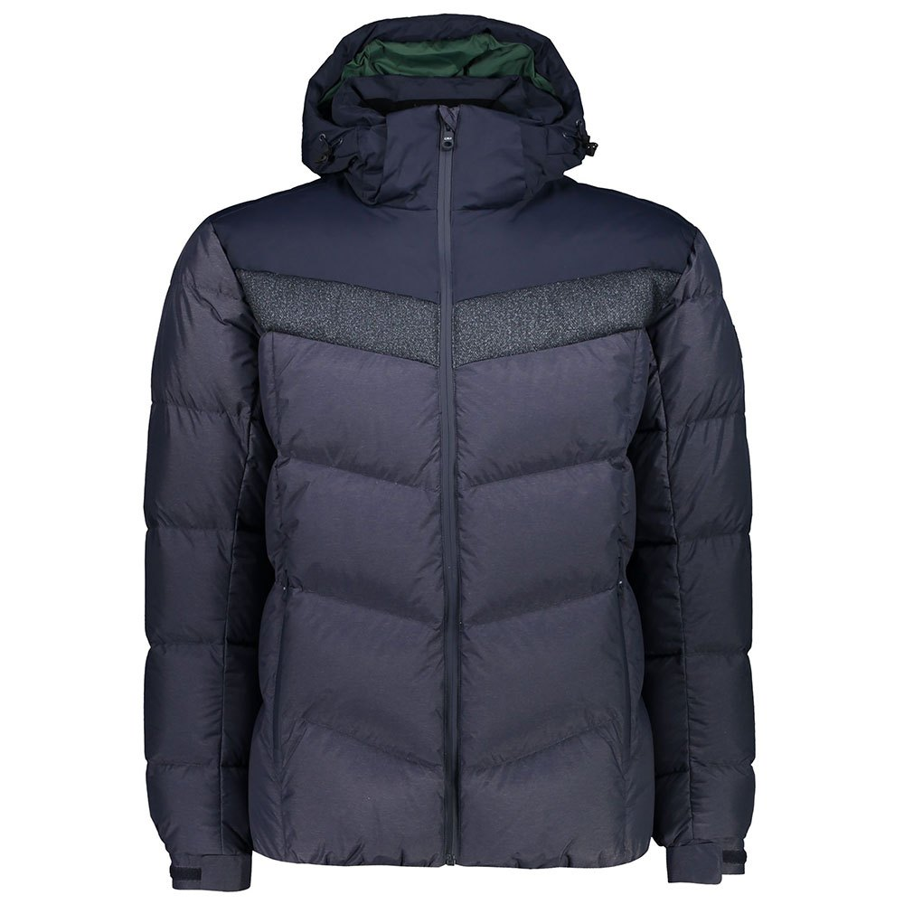 Cmp Veste Sportswear Bomber XL Bright Blue Melange