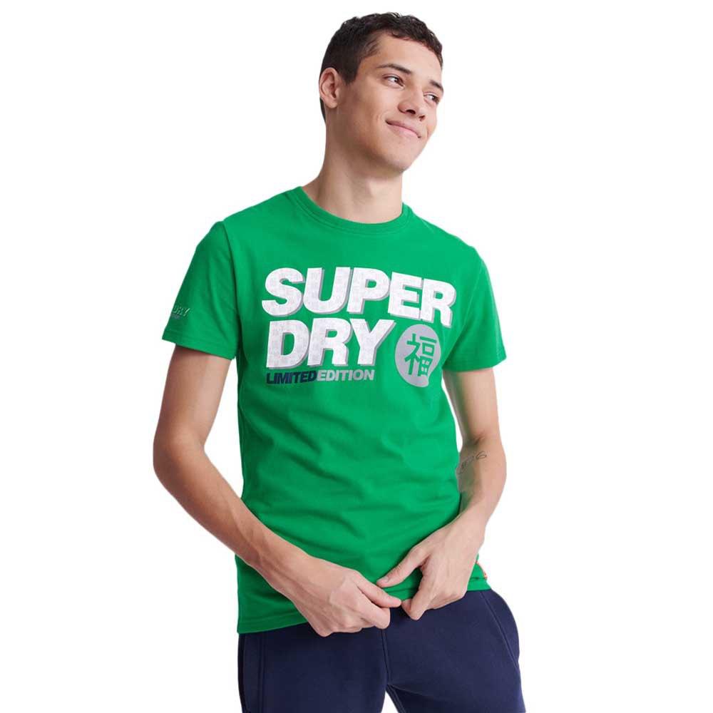 Superdry Cny S Retro Green