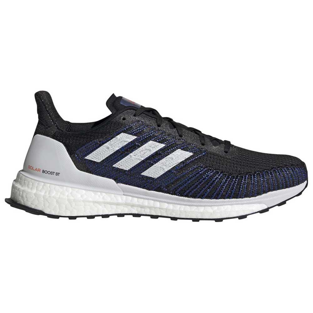 Adidas Solar Boost St EU 46 Core Black / Dash Grey / Solar Red