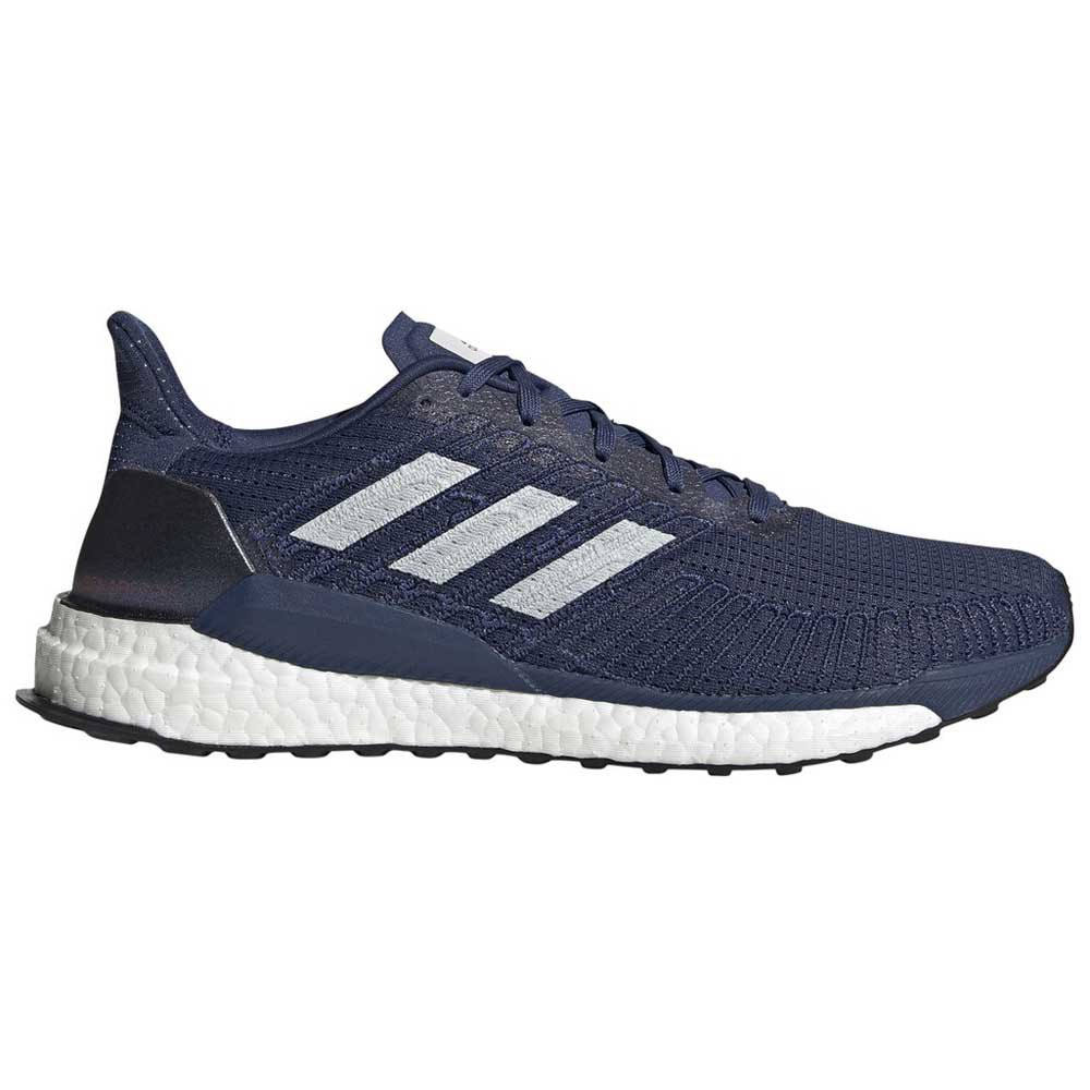 Adidas Solar Boost EU 42 2/3 Tech Indigo / Dash Grey / Solar Red
